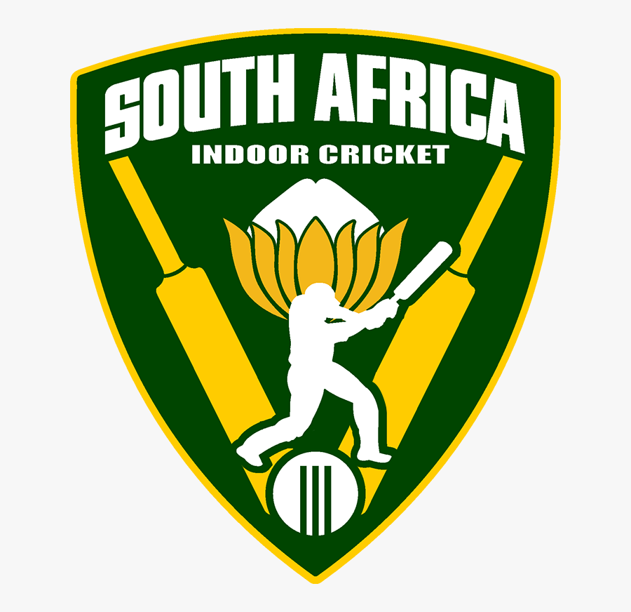 Cricket Clipart Indoor Cricket - South Africa Indoor Cricket, Transparent Clipart