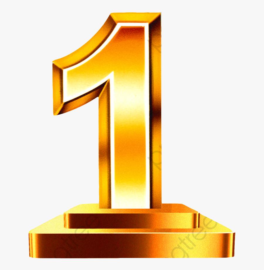 Number 1 Commercial Use Resource Upgrade To Premium - Imagenes Del Numero 1, Transparent Clipart