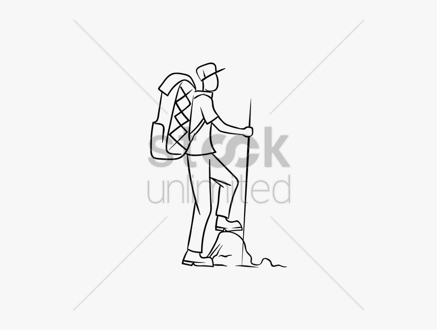 Transparent Hiking Png - Vector Graphics, Transparent Clipart