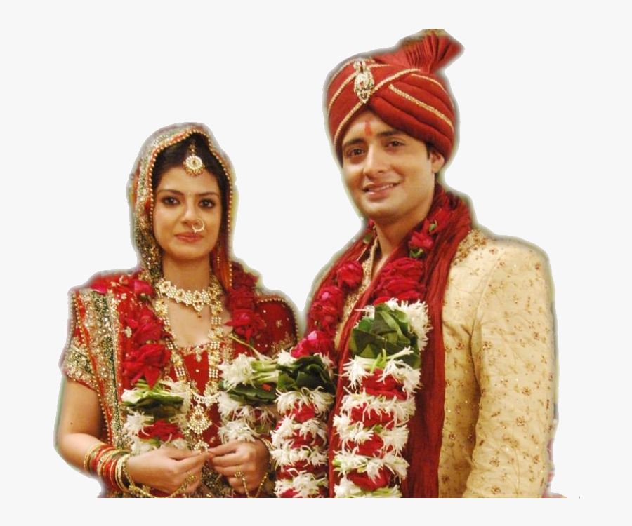 Indian Marriage Png - Marriage Couple Photo Png, Transparent Clipart