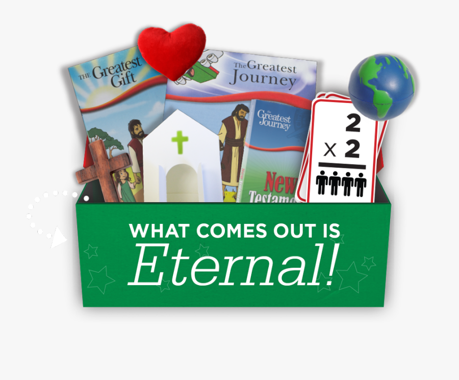Greatest Journey Operation Christmas Child, Transparent Clipart