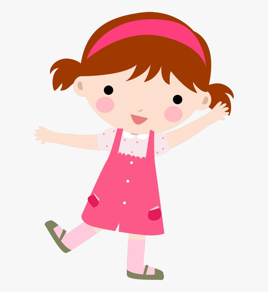 Girls ‿✿⁀○ Operation Christmas Child, Kids Diy, - Girl Kids Clipart, Transparent Clipart