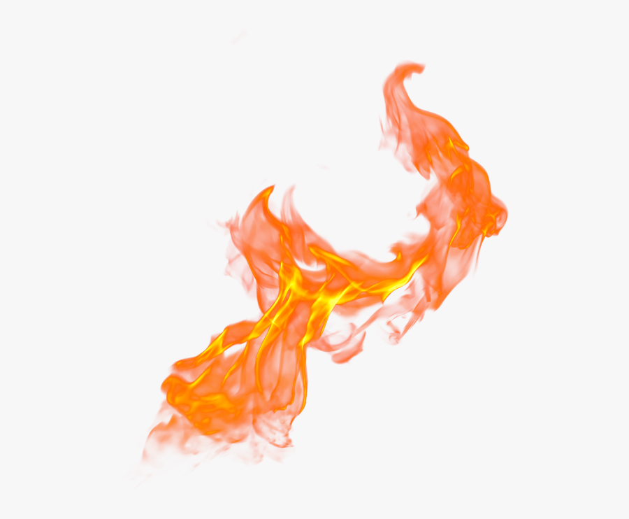 Realistic Fire Flame Png - Flame Png, Transparent Clipart