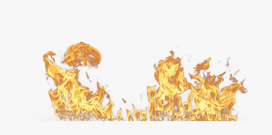 Transparent Fire Flames Clipart - High Resolution Fire Png, Transparent Clipart