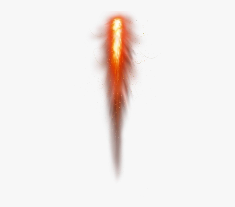 Rocket Fire Flame Png - Macro Photography, Transparent Clipart