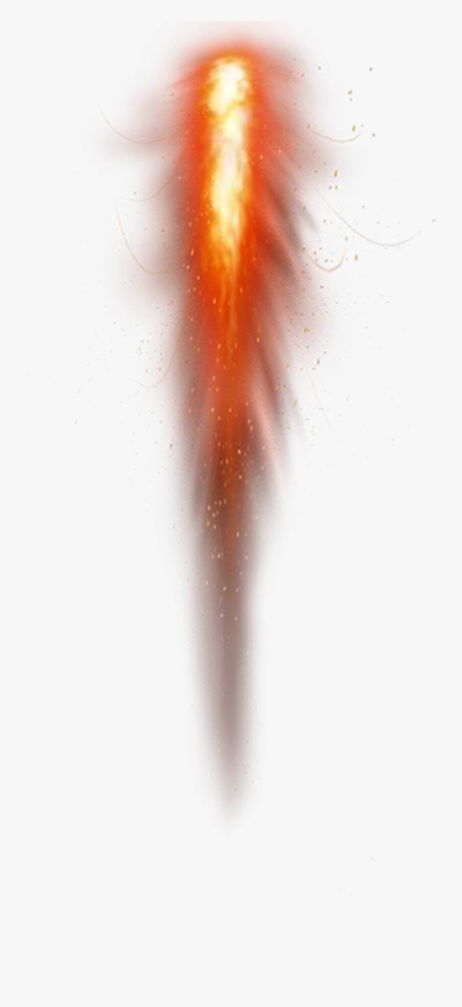 Realistic Fire Png - Macro Photography, Transparent Clipart