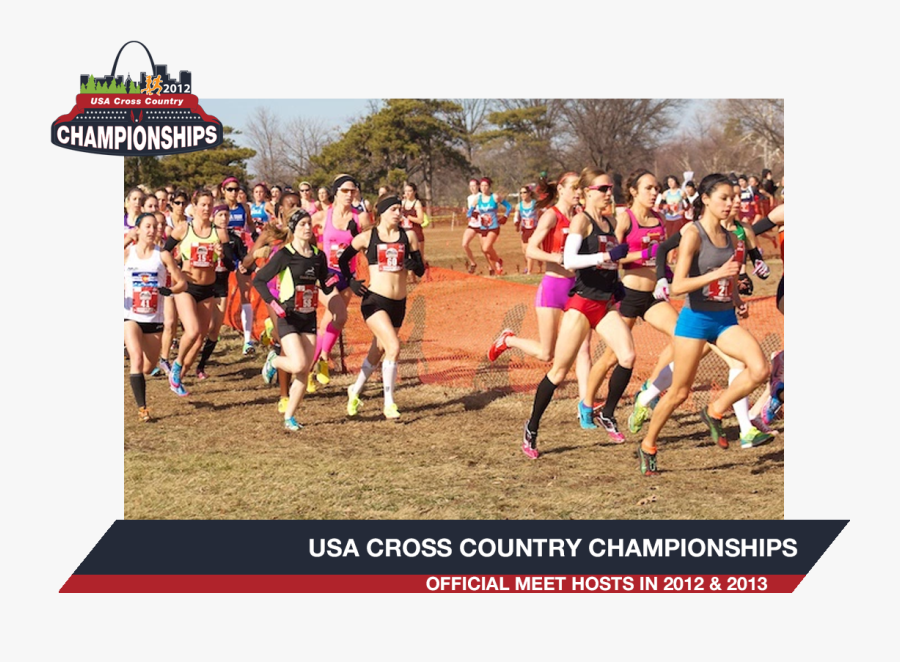 Big River Management Usa - Cross Country Running, Transparent Clipart