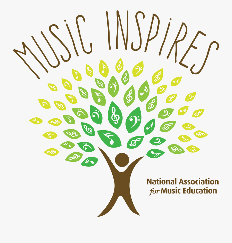 Music In Our Schools - Music Inspire, Transparent Clipart
