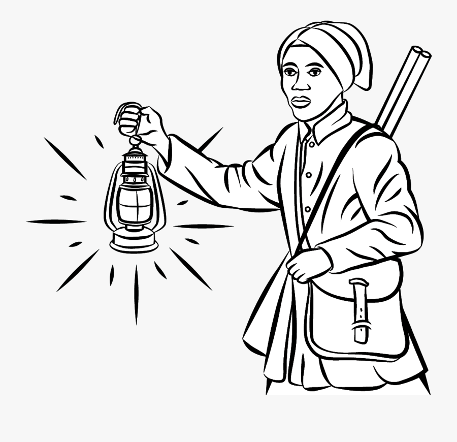 Harriet Tubman Wanted Poster - Coloring Page Underground ...