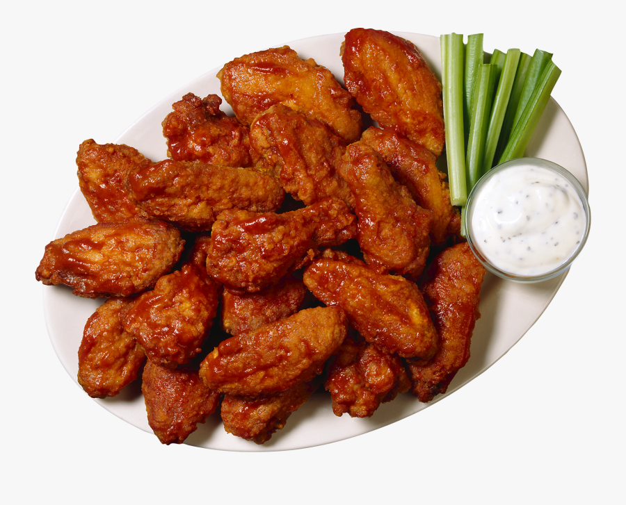 Fried Chicken Png Image - Buffalo Chicken Wings, Transparent Clipart