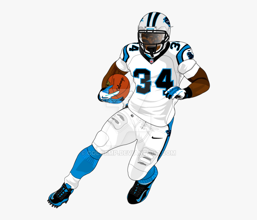 Freeuse Players At Getdrawings Com - Nfl Football Player Drawings, Transparent Clipart