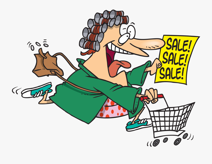 Black Friday Shopping Clipart, Transparent Clipart