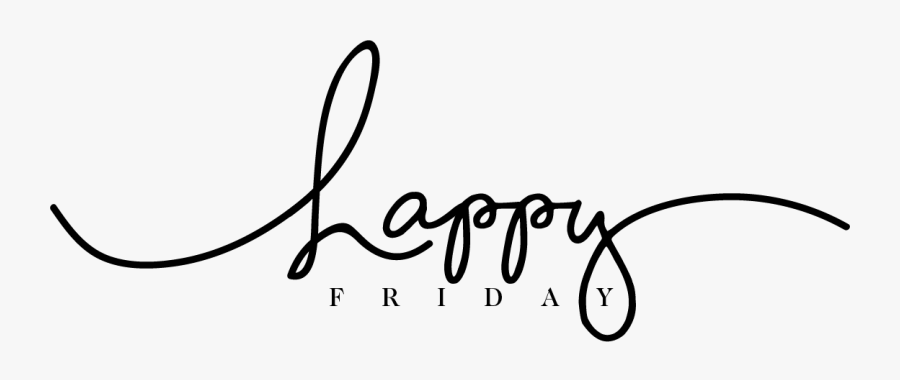 Happy Friday Png - Transparent Happy Friday Png, Transparent Clipart