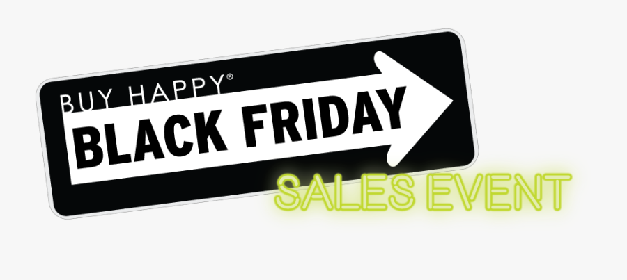 Black Friday Png Photo - Black Friday Sales Event, Transparent Clipart