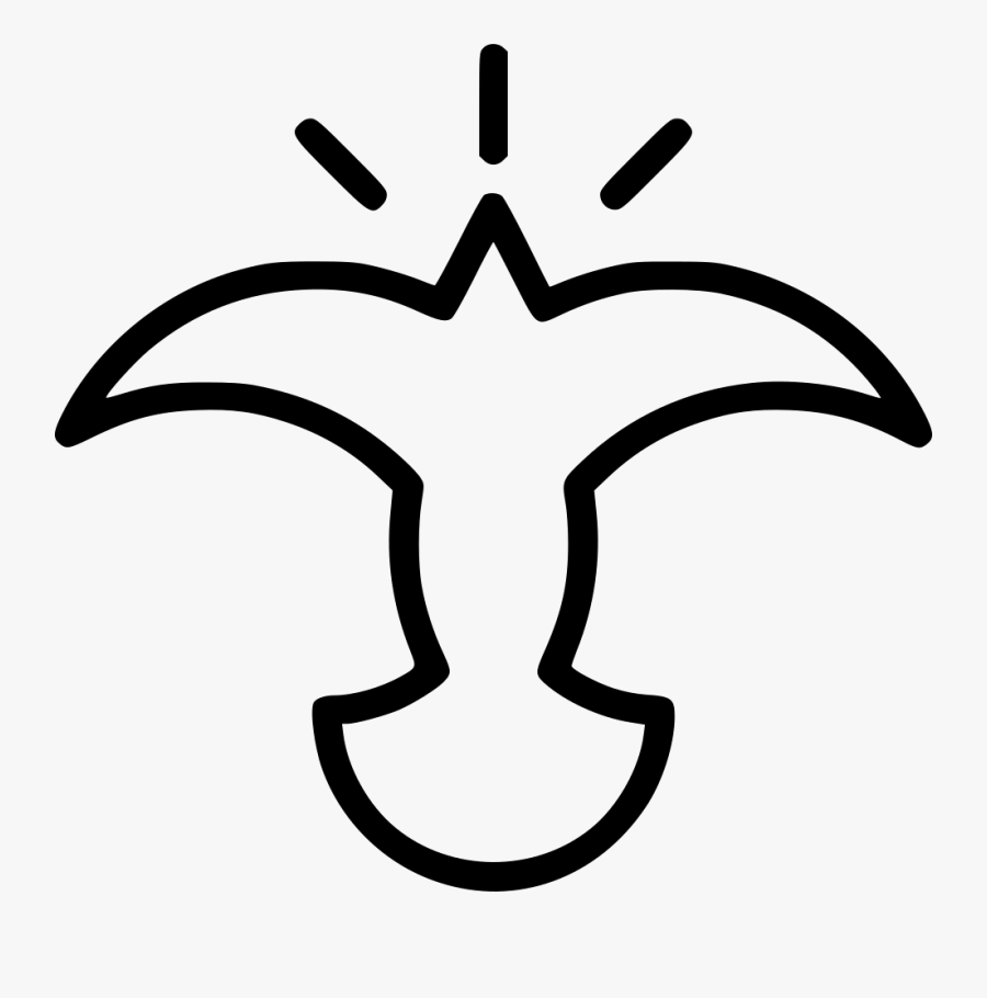 Holy Spirit Dove Drawing - Holy Spirit Dove Icon, Transparent Clipart