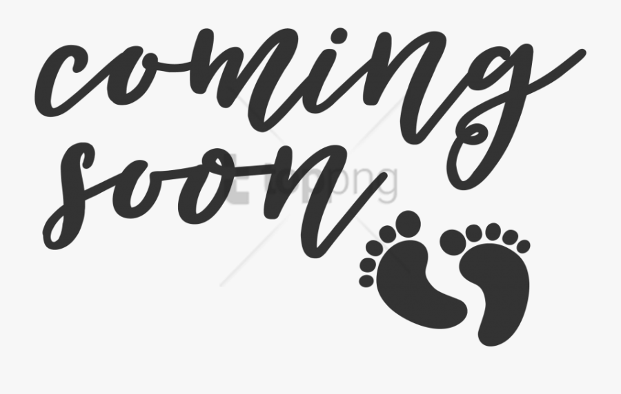 Free Png Coming Soon Baby Announcement Png Image With - Coming Soon Baby Png, Transparent Clipart