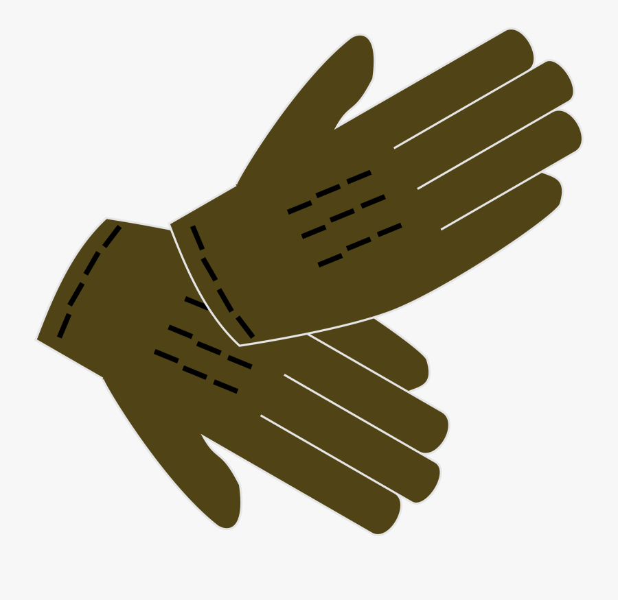 Safety Glove,glove,hand - Gloves Clipart, Transparent Clipart