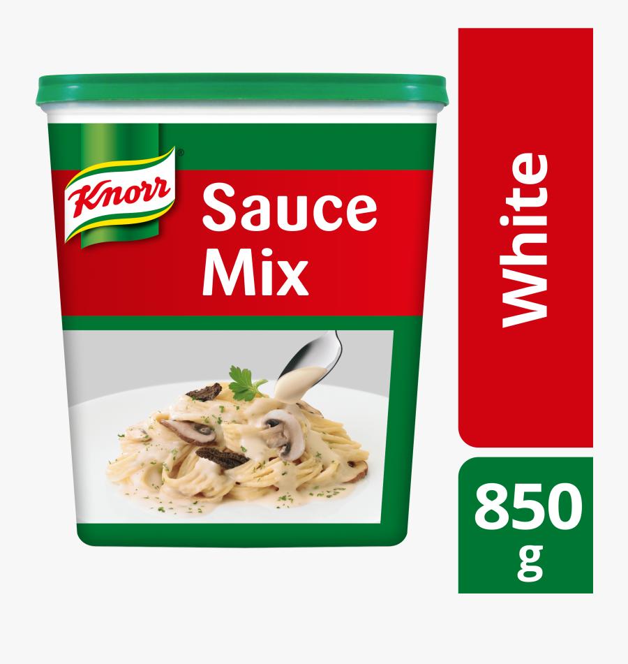Transparent Pasta Sauce Clipart - Knorr Cheese Sauce Mix, Transparent Clipart
