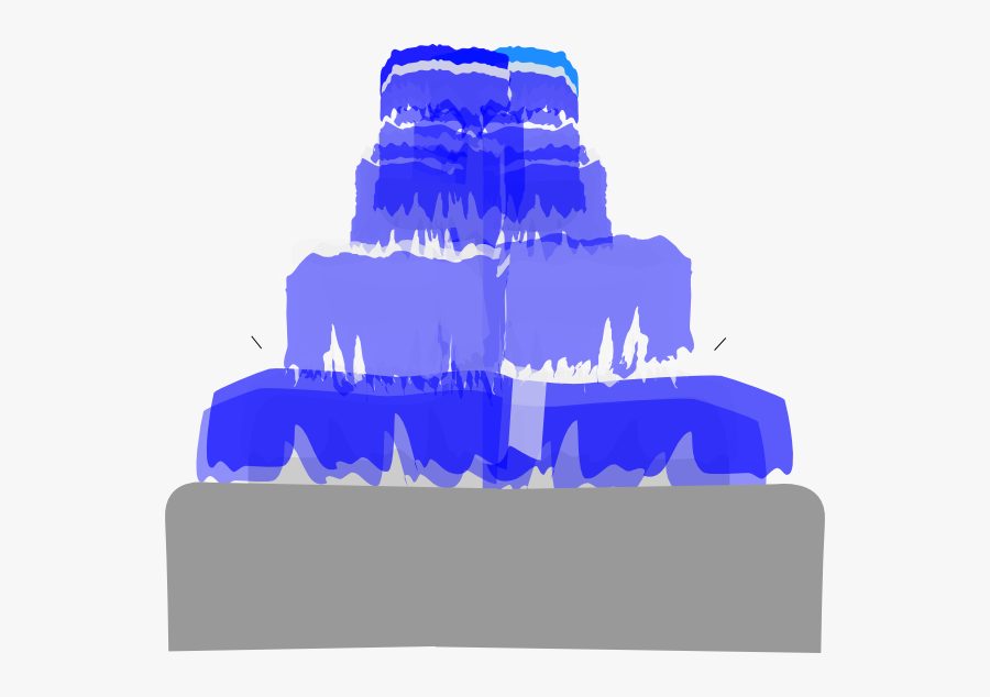 Water Fountain Gif Png, Transparent Clipart