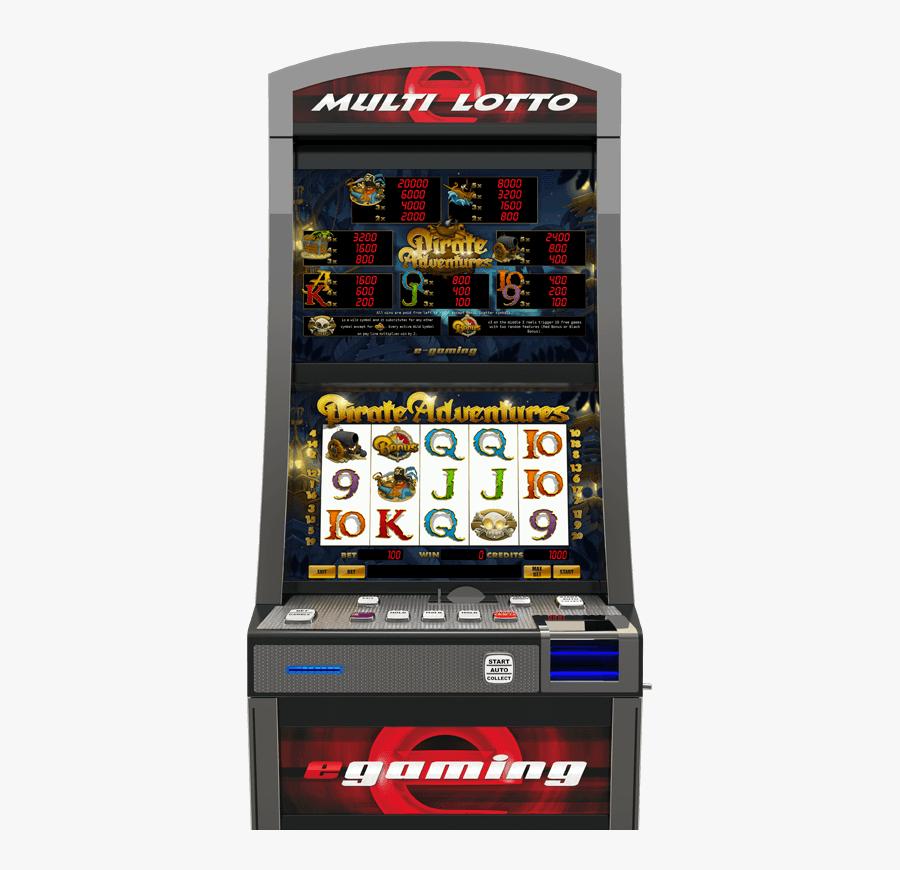 Transparent Slot Machines Png - Slot Machine, Transparent Clipart