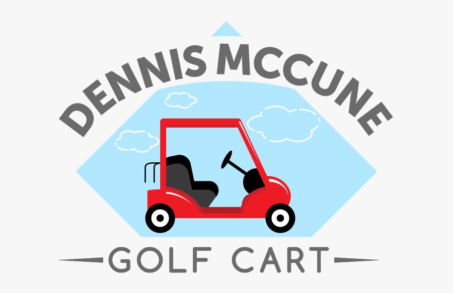 Pin Golf Cart Clipart - Golf Cart, Transparent Clipart