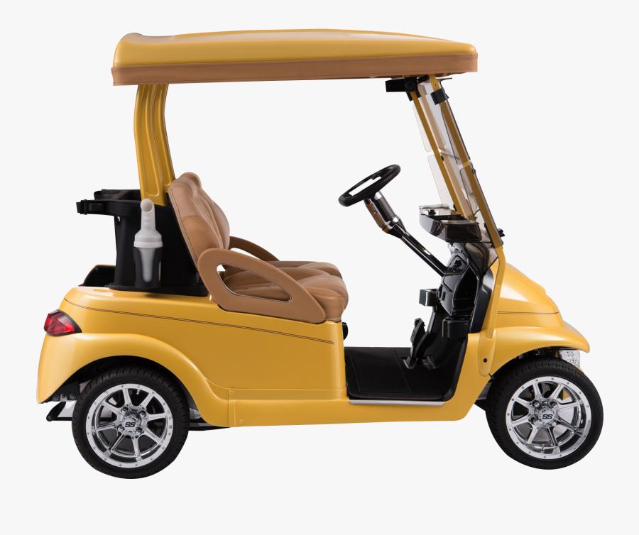 Golf Cart, Transparent Clipart
