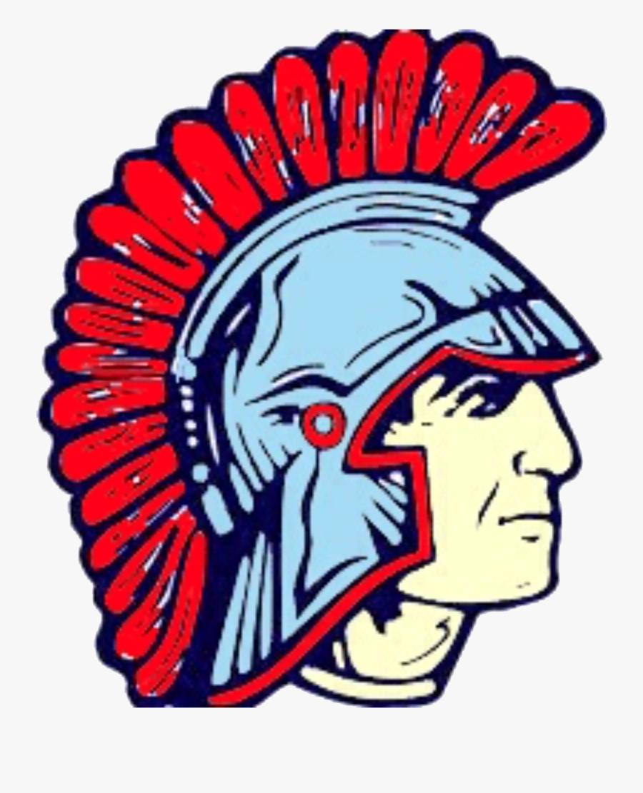Valley View Spartans Logo, Transparent Clipart