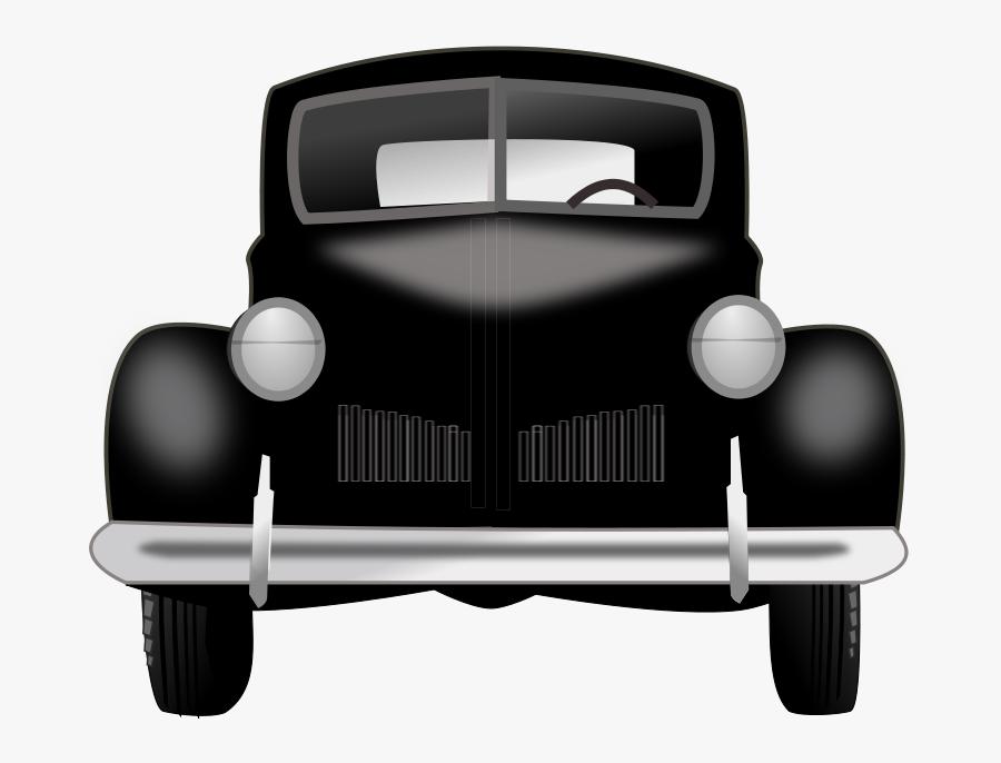 Classic Car,automotive Exterior,antique Car - Over The Hill Happy Birthday, Transparent Clipart