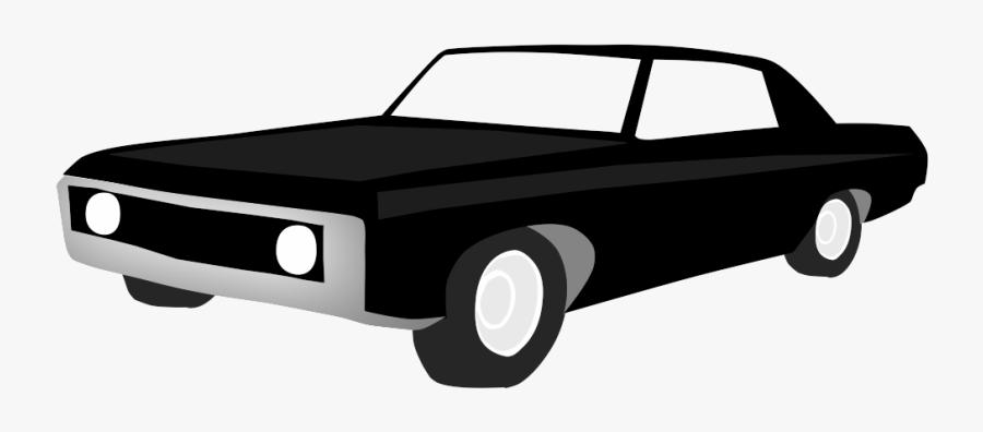 Classic Car, Transparent Clipart