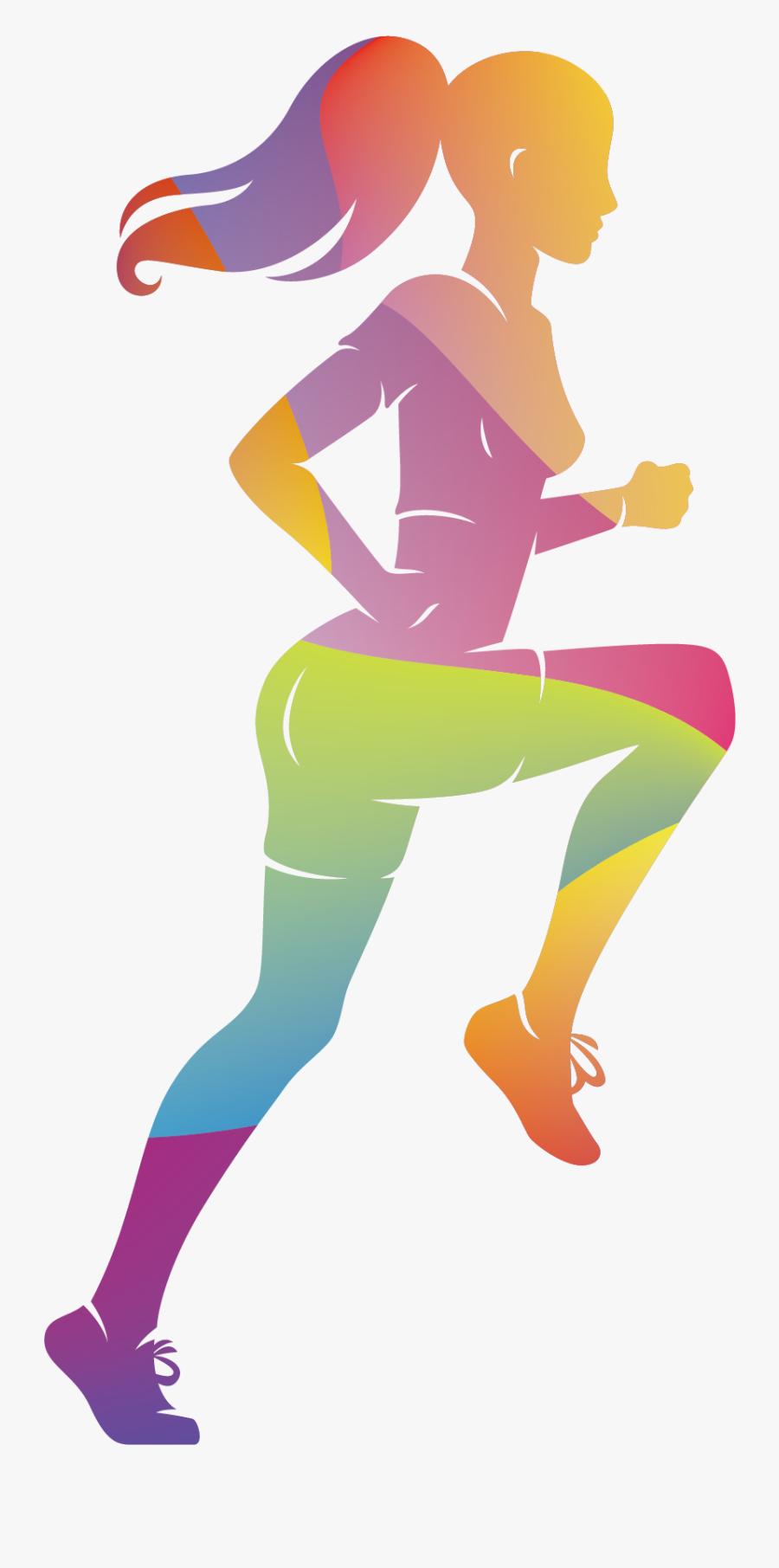 Running Athlete Sport - Running Athlete Clip Art, Transparent Clipart