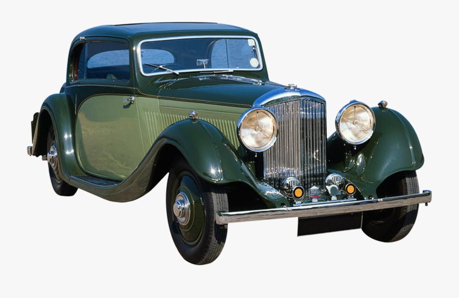 Classic Car Plating Specialties Inc Vintage Car - Old Vintage Car Png, Transparent Clipart