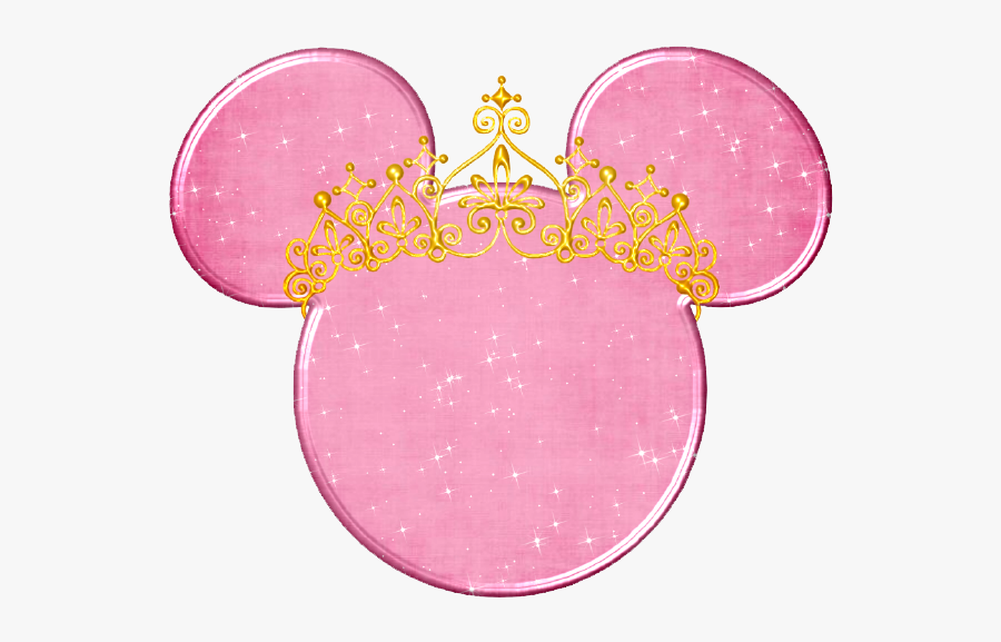 Background Minnie Mouse Pink, Transparent Clipart