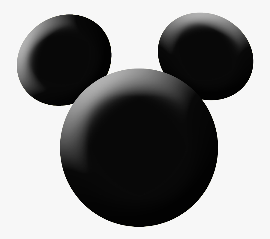 View All Images At Mickey Folder - Mickey Mouse Head No Background, Transparent Clipart