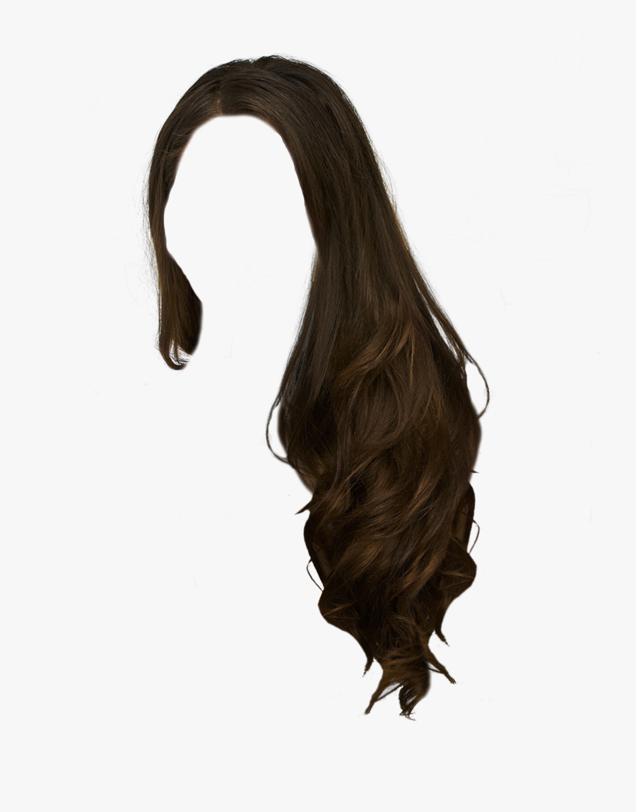 Female Haircut Png Clipart - Girl Hair Transparent Background, Transparent Clipart