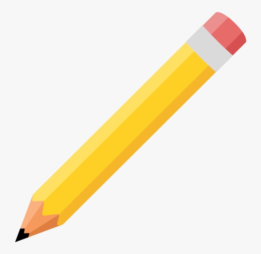 Transparent Pencil And Paper Png - Clipart Pencil Png, Transparent Clipart