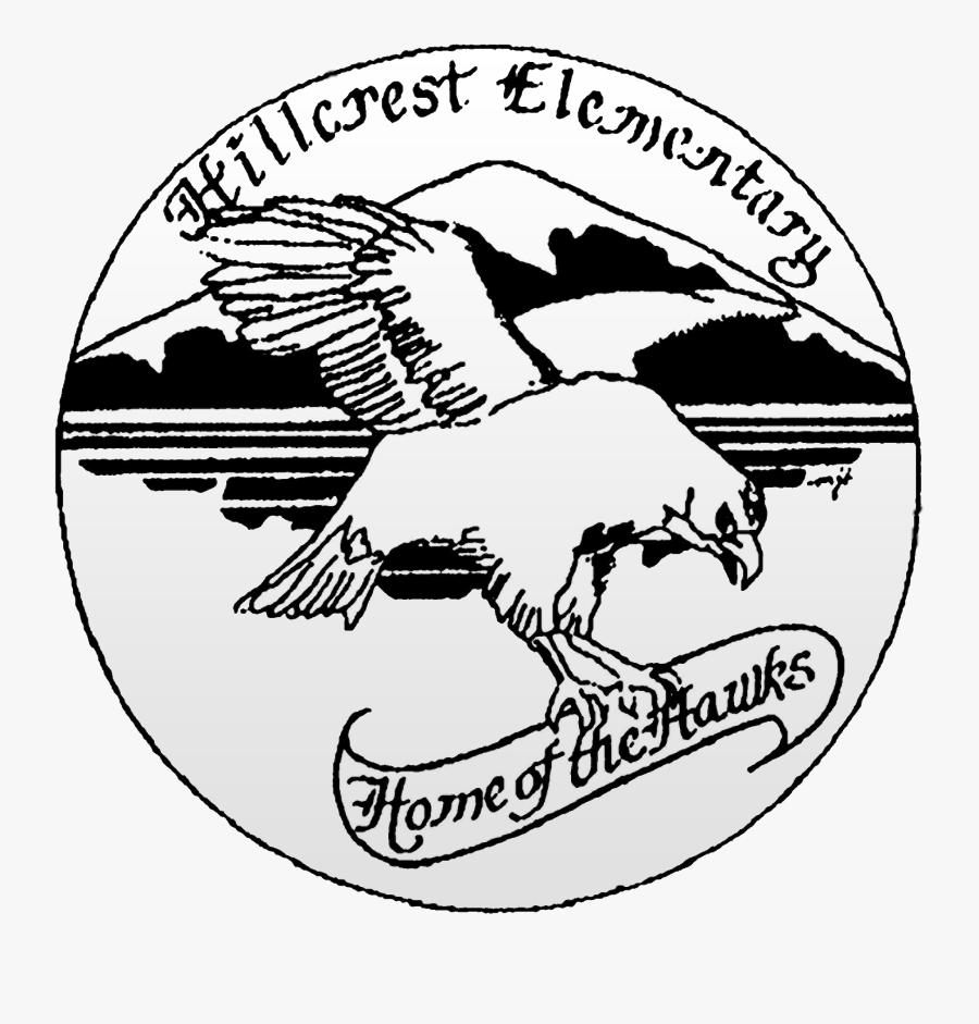 Hillcrest Elementary / Overview Svg Transparent Download - Hillcrest Elementary School Mascot, Transparent Clipart