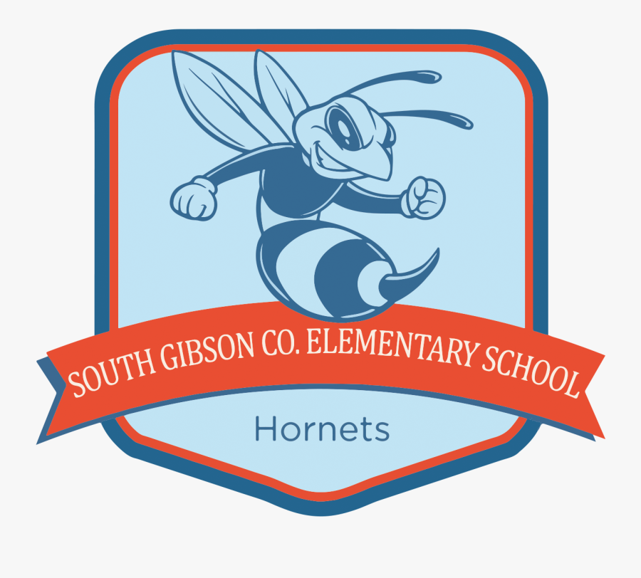 Transparent 100 Days Of School Clipart - Gibson County High School Mascot, Transparent Clipart