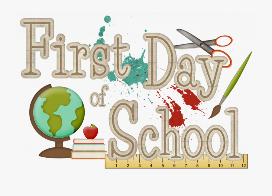 First Day Of High School Tuesday, September 4, 2018 - 1st Day Of School 2018 2019, Transparent Clipart