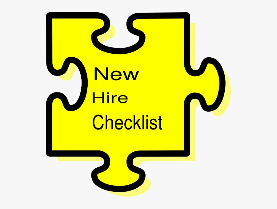 New Employee Clip Art, Transparent Clipart