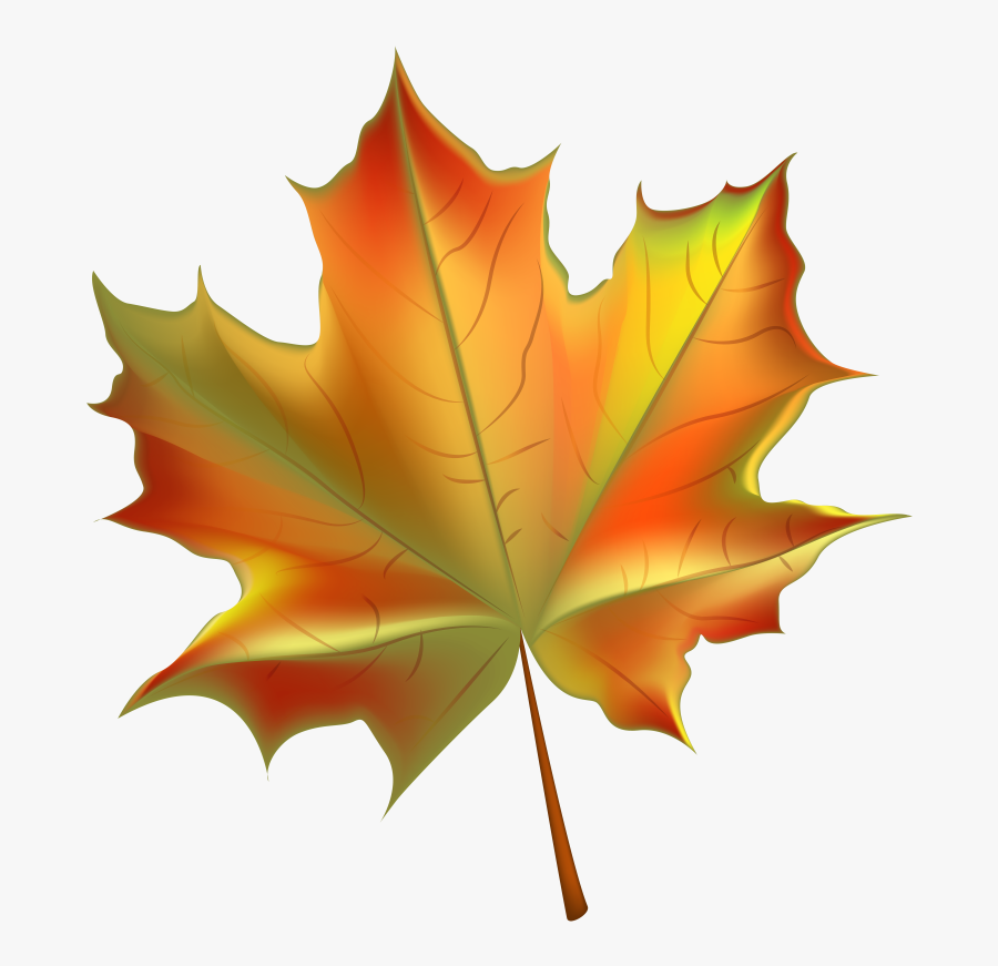 Pin Autumn Leaves Background Clipart - Transparent Background Fall Leaf Clipart, Transparent Clipart