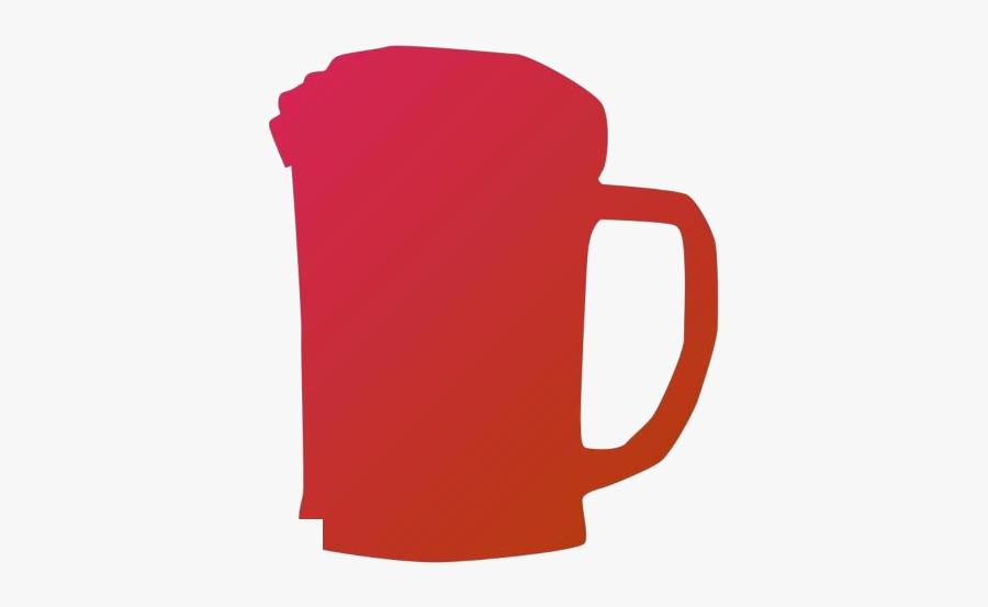 Beer Mug Png Transparent Images - Mug, Transparent Clipart