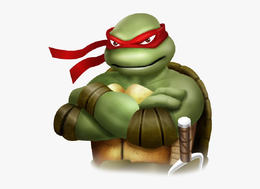 Raphael Ninja Turtle Clipart - Teenage Mutant Ninja Turtles Rafael, Transparent Clipart