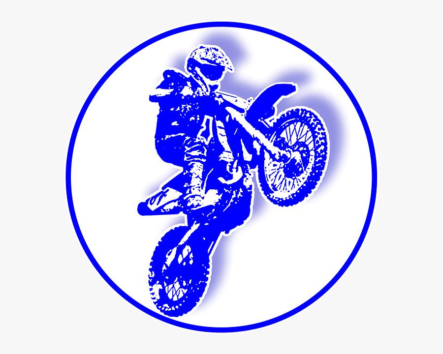 Transparent Dirt Bike Clipart - Dirt Bike Illustrations Png, Transparent Clipart