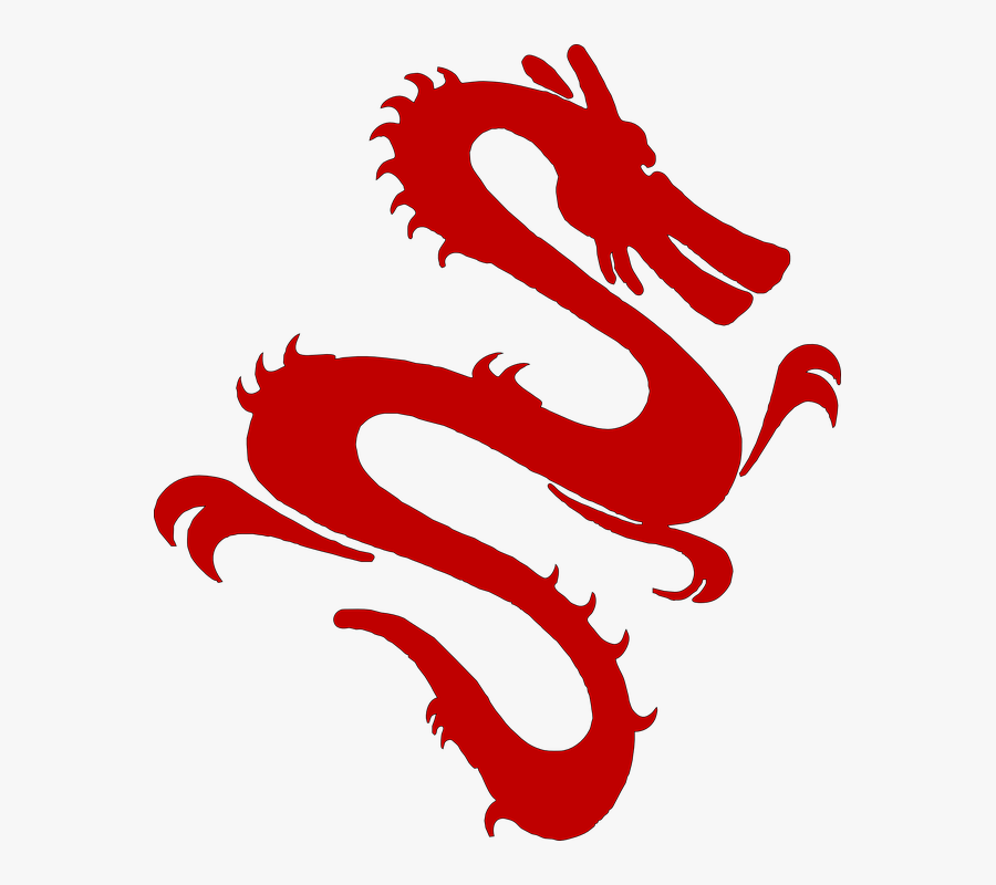 Chinese Clipart Foodclipart - Chinese Dragon Zodiac Png, Transparent Clipart
