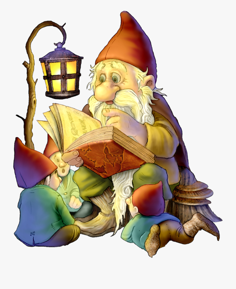 Pin on Gnomes!