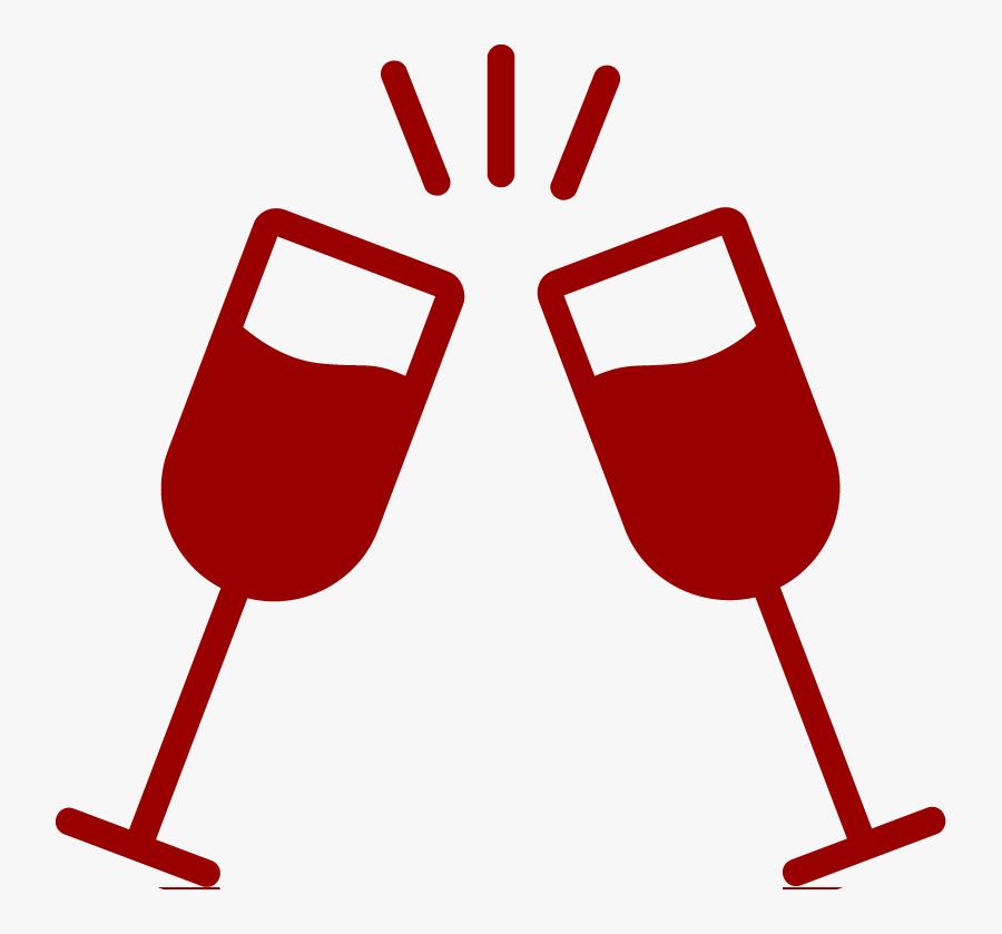 Transparent Bandera España Png - Vector Wine Glasses Png, Transparent Clipart