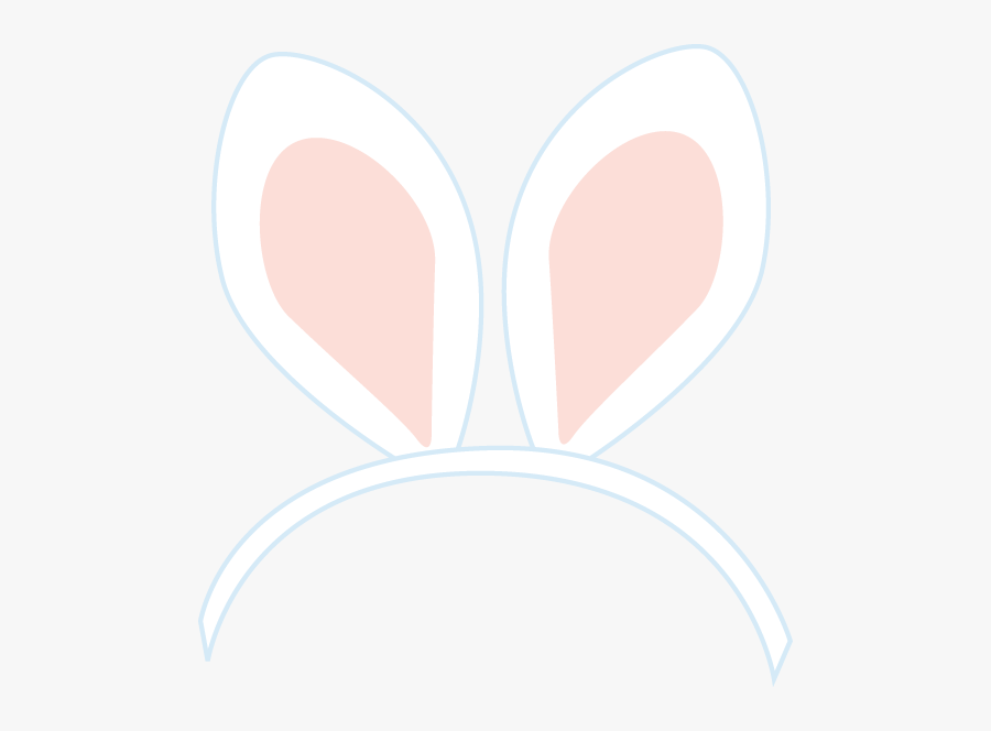 Easter Bunny Ears Png, Transparent Clipart