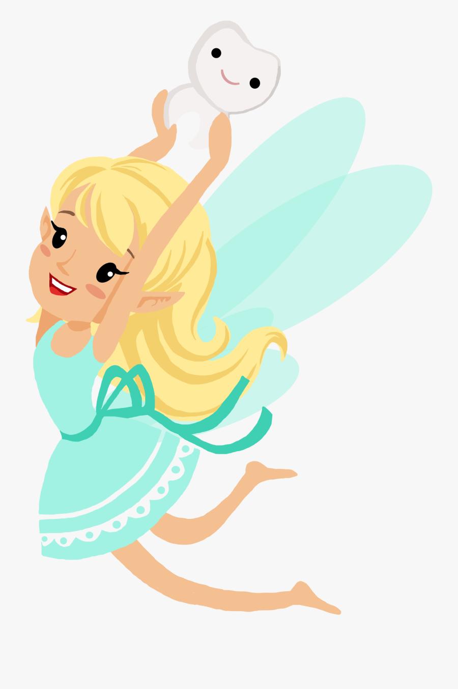 #qualitywork #detailed #sticker #fairy #cartoon #kids - Illustration, Transparent Clipart