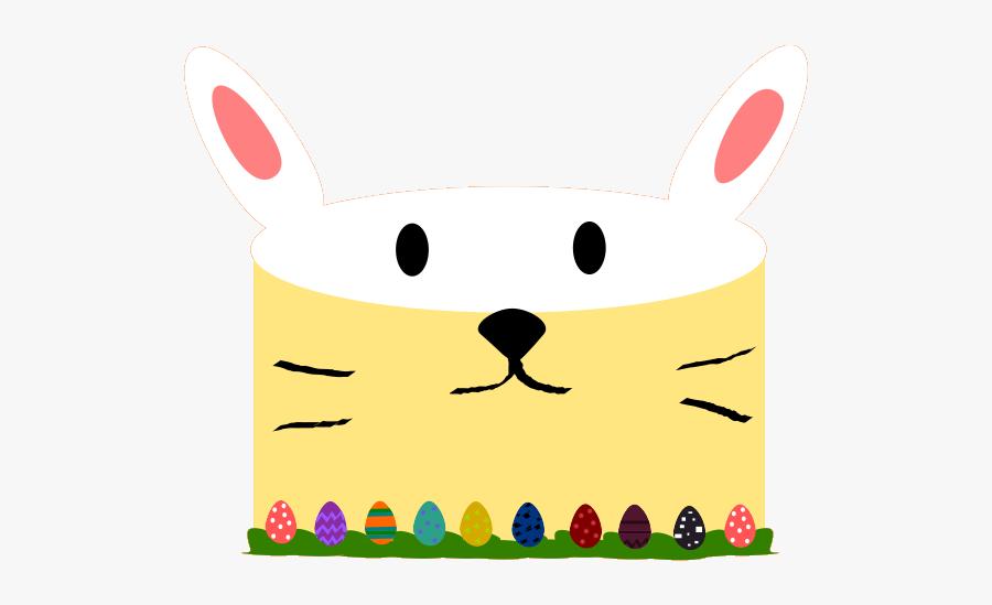 Easter Cute Clipart - Cartoon, Transparent Clipart