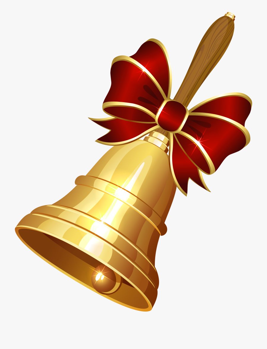 Bell Clipart - School Bell Png, Transparent Clipart